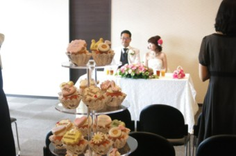 結婚式でのケータリング