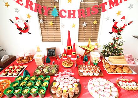 冬期限定プラン:クリスマスメニュープランメイン画像