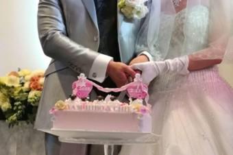 I様結婚式
