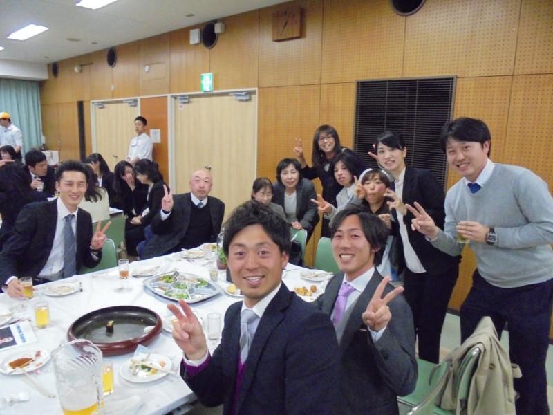 篠目中学校懇親会9