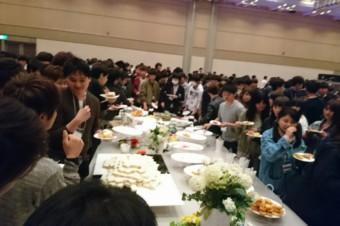 名古屋学院大学新入生歓迎会