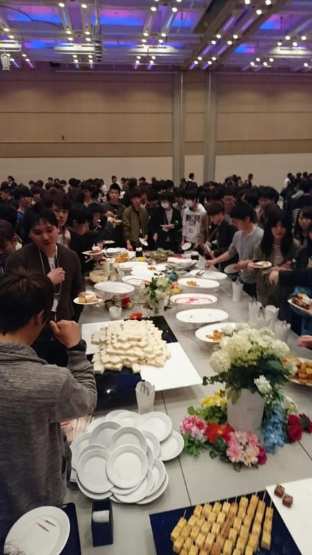 名古屋学院大 新入生歓迎会_170407_0030