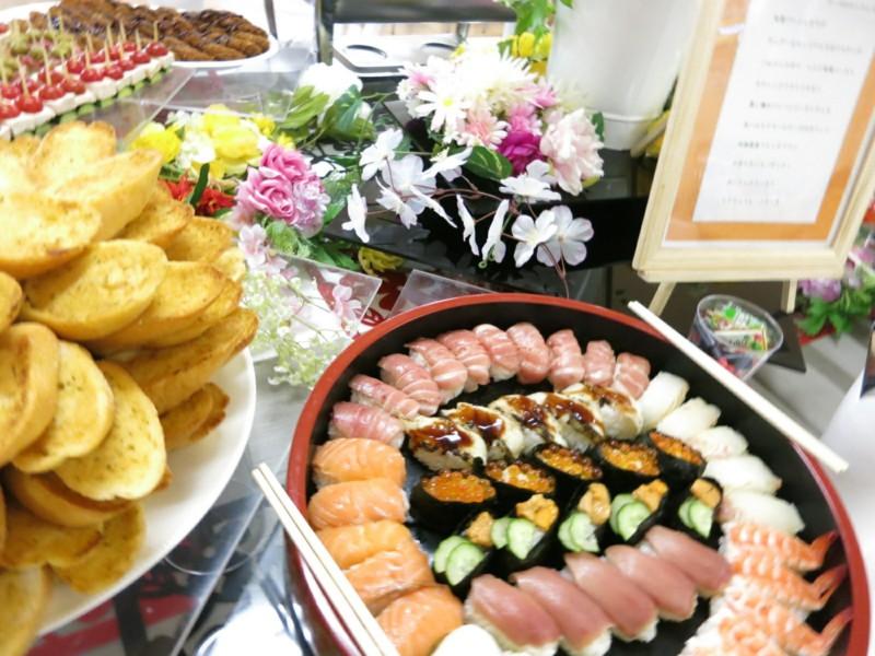 20170525 富士機械 お寿司