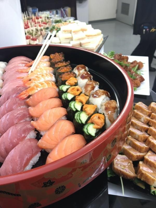 20170722 日新電装 寿司