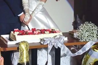 K様 結婚披露宴パーティー