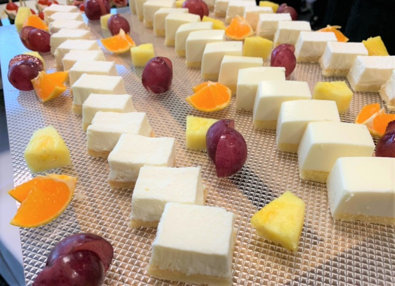 レアチーズケーキ ケータリング 名古屋