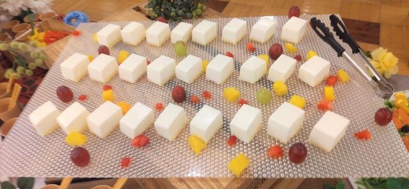 レアチーズケーキ プラチナプラン ケータリング 名古屋