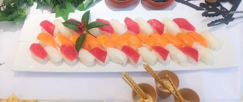 お寿司 セレブリティプラン ケータリング 名古屋