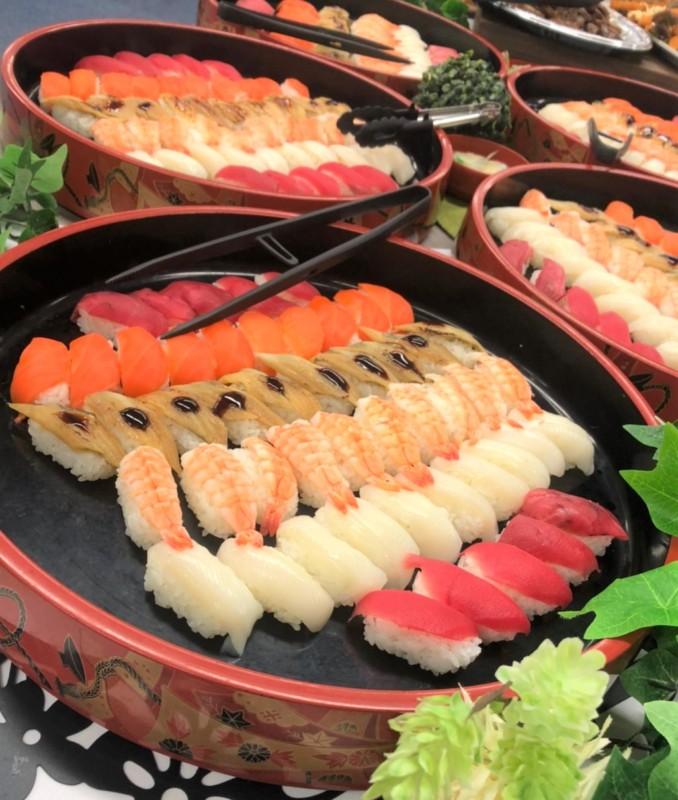特別プラン お寿司盛合せ